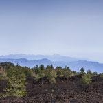 Blick in Richtung Taormina
