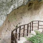 Wanderweg bei Pantalica