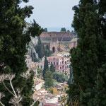 Teatro Greco Romano (Taormina)