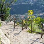 Südhang bei Castelmola