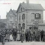 Ancienne conciergerie_usine Saint Frères_Copyright OT Doullens
