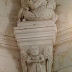 Chapiteau roman, église de Lucheux_Copyright OT Doullens