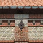 Tirant sur ancien bâtiment en briques de l'usine Saint Frères_Copyright OT Doullens