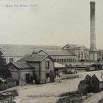 Vue d'ensemble de l'ancienne usine Saint Frères_Copyright OT Doullens