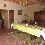 2e salle à manger ou salle de réunions - jusqu'à 14 personnes assises