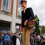 Notre fameux géant, Florimont Long Minton (en picard - long menton...)_Copyright OT Doullens