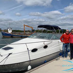 Own boat tuition, Poole ©Marine Education