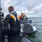 RYA Jetski (PWC) Instructor Course, Poole ©www.marine-education.co.uk