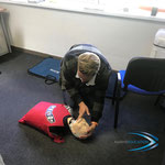 RYA First Aid Course, Poole ©Marine Education