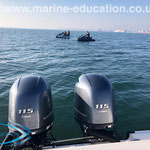 RYA Jetski Instructor Course, Poole ©Marine Education