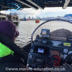 RYA Advanced Powerboat Course, Poole ©Marine Education
