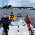 RYA Powerboat Instructor Course, Poole ©Marine Education
