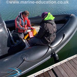 RYA Advanced Powerboat Instructor Course, Poole ©Marine Education