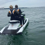 RYA Jetski Course, Poole ©Marine Education