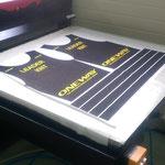 tissu imprimé en sublimation