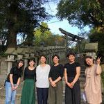 関西Atsu女の皆さん(奈良県信貴山でのイベントにて)