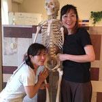 骨と共に学ぶAtsuのレッスン