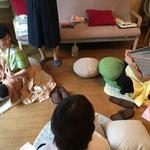 AguraAtsu講座 AguraAtsuをイベントでご提供して下さっています