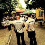 Sicherheitsdienst, Talavera Schlösschen Würzburg
