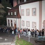 Einlasskontrolle / Sicherheitsdienst, 14.10.2014, Germanenhaus Würzburg
