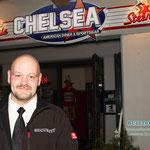 Einlasskontrolle / Sicherheitsdienst, 18.10.2014, Chelsea Eröffnung Würzburg