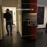 Eingang / Flur - Gummifussboden in der gesamten Wohnung