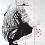 2013    100 x 70 cm Pastell