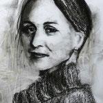 42,7 x 29 cm | Pastell | Bleistift