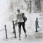 42,0 x 59,4 | Pastell | Bleistift | Rötel