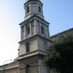 Колокольня базилики св. Павла В Риме