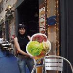 Итальянское мороженное самое лучшее!