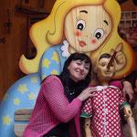Мой друг Пиноккио!