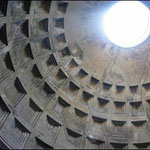 Фрагмент купола Пантеона