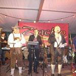 Die Eröffnung der Zeltgaudi 2012