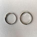 marriagering Platinum