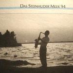 """....Steinhude Badeinsel, beim """"Sunset-Jazz"""" (Ulli Baier)"""