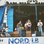 ..in Salzgitter auf der NordLB-Bühne