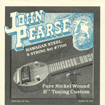 John Pearse Pure Nickel Lap Steel