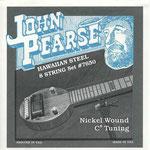 John Pearse Nickel Wound Lap Steel