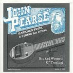 John Pearse Nickel Wound Lap Steel