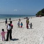 Ein Ausflug zum Strand als willkommene Abwechslung