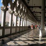 "Gang des Hotels ""Venice"" (= Venedig) in Las Vegas"