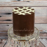 Chocolate Glaze Cake
