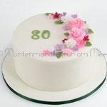 Zum 80sten Geburtstag