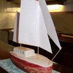 Segelschiff Beantra