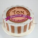 Zum 18. Geburtstag von Tom