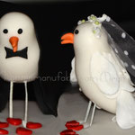 Vogelbrautpaar