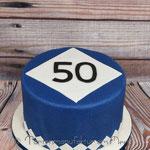 50-ster Geburtstag