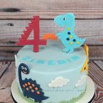 für Zinedins 4. Geburtstag
