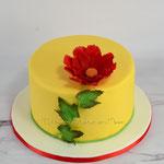 Kräftige Farben zum Geburtstag